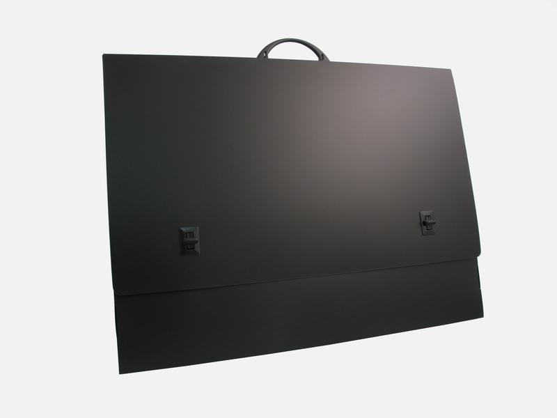 WO24118 - D4536 - A2 Portfolio Case - Plain Sample